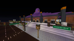 Landova (Modded City Map)  [v1.2.4] Minecraft Map & Project