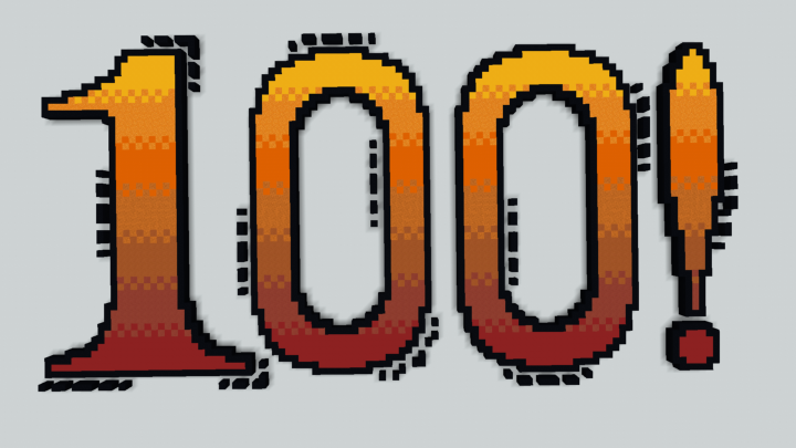 My 100th upload Minecraft Map