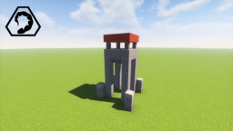 NOD Defense Tower Minecraft Map & Project