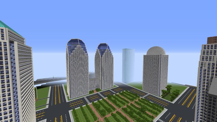 Trustyville World Trade Center Complex