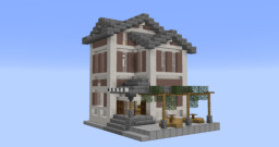 West's Cafe | Ridgebury Project Minecraft Map & Project