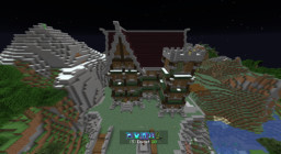 Pinewood Keep Minecraft Map & Project