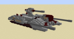 UT-AT Star Wars episode III/3 Minecraft Map & Project