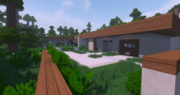 Modern Cabin | Reven International Minecraft Map & Project