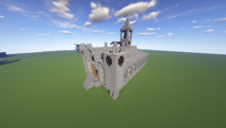 Village - Grand Cathedral Of Black Bell Minecraft Map & Project