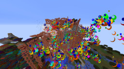 ⚠️ XXXXXL TNT YEETING ⚠️ Minecraft Blog