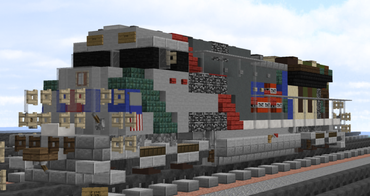 Popular Server Project : [Happy Veterans Day!] Union Pacific 1943