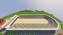 Stadium Domitiani of Rome. Minecraft Map & Project