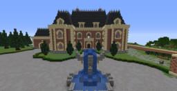 Leo CraftingTV's Victorian Lake Mansion Minecraft Map & Project