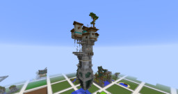 Broken City Minecraft Map & Project