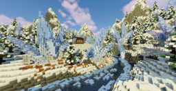 Small Ice spikes Minecraft Map & Project