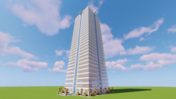Original Skyscraper #9 by Snaves Minecraft Map & Project