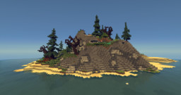 DeathIsland [WaitingLobby] (1.8) Minecraft Map & Project