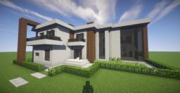 Modern Mansion #3 Minecraft Map & Project