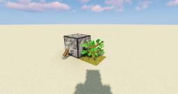 Sapling Dispenser Datapack Minecraft Map & Project