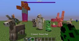 Random Mobspawn Challenge Minecraft Data Pack