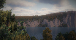 Bjørkefjord: 1Kx1K #ConquestReforged Minecraft Map & Project