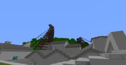 Coal Mine Minecraft Map & Project