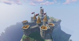 GoobCraft Castle Minecraft Map & Project