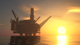 Platform Harmony Oil Rig Minecraft Map & Project
