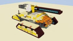Railgun Minecraft Map & Project