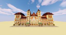 Rijksmuseum Minecraft Map & Project