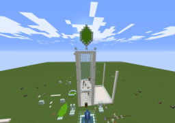 Emerald Center Minecraft Map & Project