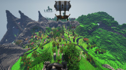 Tale of time Minecraft Map & Project