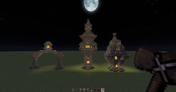 Village Beacons -2 Minecraft Map & Project