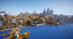 Newhaven II [RPG] Minecraft Map & Project