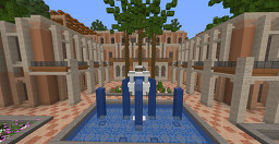 Hanging Gardens Hotel & Resort Minecraft Map & Project