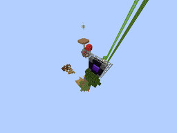 SkyBlock AdvancedMythic 0.5! Minecraft Map & Project