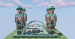 Factions Spawn FREE Download for Small Servers Minecraft Map & Project