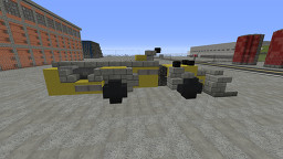 Mining Front Loader Minecraft Map & Project