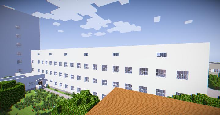 Pediatric building