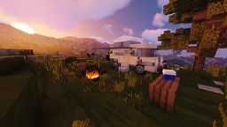 Volvo c303 camper conversion Minecraft Map & Project