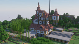 Meta-Union: NStalkeR_'s House Minecraft Map & Project