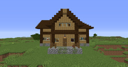 My house in 1.15 Minecraft Map & Project