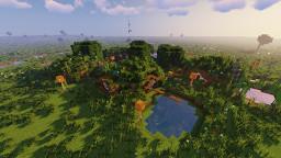 Small Hobbit Village Minecraft Map & Project
