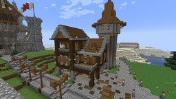 Deiphiz's Stonehearth Home Minecraft Map & Project