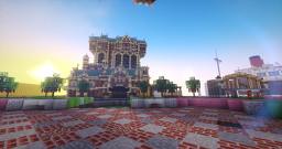 Tokyo DisneySea (1:1 Scale) Minecraft Map & Project