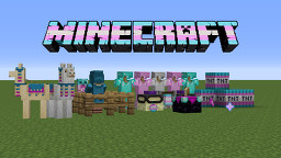Trans Texture Pack Minecraft Texture Pack