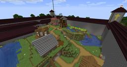 DarkcraftPVP [Survival, Factions, McMMO, Leveled Mobs Minecraft Server