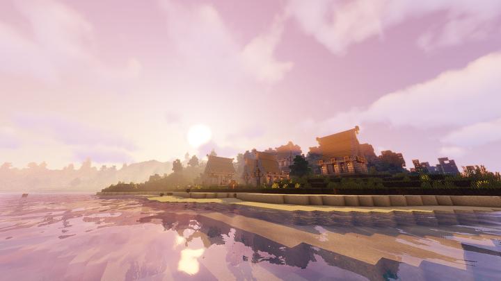 Starter village