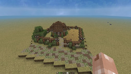 Small Medieval House I Minecraft Map & Project