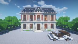 My Mansion | Mon Hotel Particulier by Mazarin Minecraft Map & Project