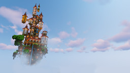 NStalkeR_'s Moving Castle Minecraft Map & Project