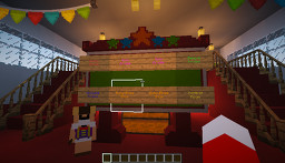 Mario Party 7: Minecraft Edition (Beta) Minecraft Map & Project