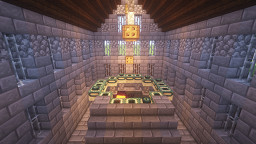 Stronghold Renovation Minecraft Map & Project