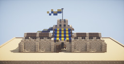 Egyptian Builds [Barracks for Archers] Minecraft Map & Project